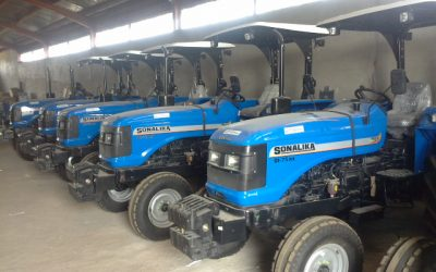 Nigeria doesn't have up 7,000 functional tractors – TOHFAN