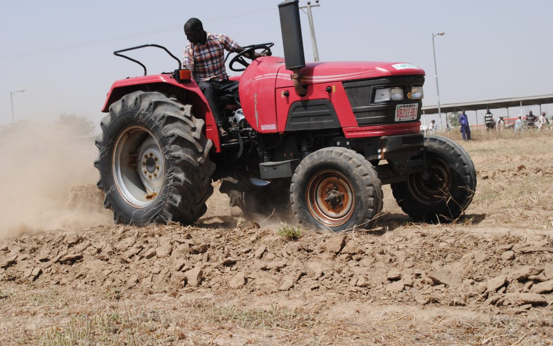 Accessibility of Tractors to smallholder farmers in Nigeria