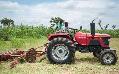 Comparison of Agricultural Mechanization and Human Labour use in Nigeria