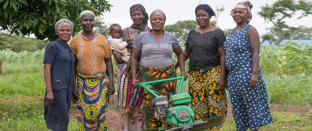 Strengthening Women Participation in Farm Mechanization