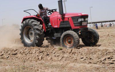 Accessibility of Tractors to smallholder farmers in Nigeria