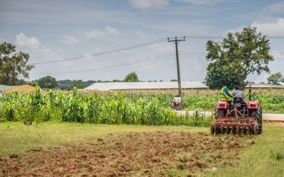 Farm Mechanization; One of the Solutions to Food Insufficiency in Nigeria