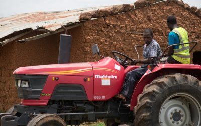 Agricultural Mechanization in Nigeria, Its footing and future