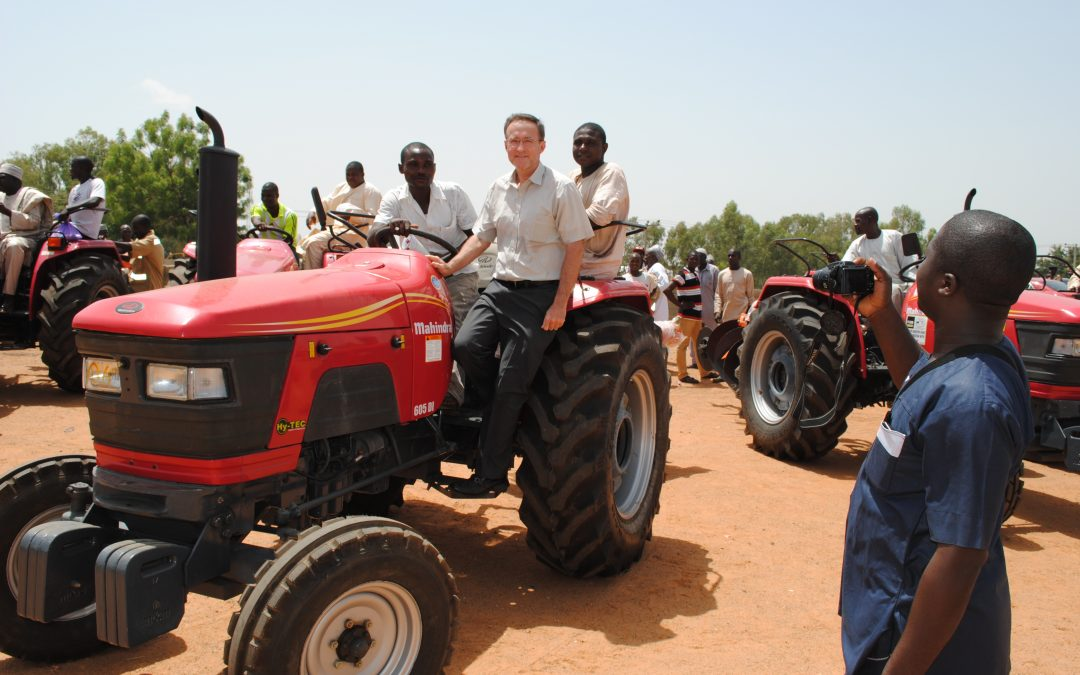 Improving Farm Mechanization through the Private Sector in Nigeria